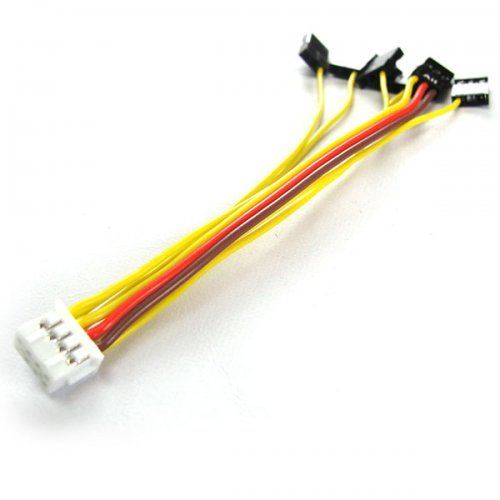 "4"" Vector Receiver Connection Harness"