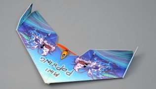 NitroPlane RC Mini Pop Wing EPP Kit Version