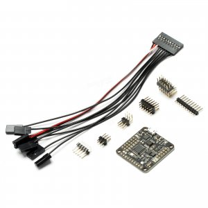 Naze 32 Rev 6 10DOF Flight Controller with Compass and Barometer