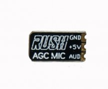 RUSH MICRO AGC MICROPHONE FOR VTX - S02 AGC MIC