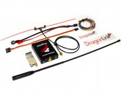 Dragon Link V3 Advanced Complete Long Range RC with Micro Full Range 12Ch Telemetry Dragonlink Receiver & Bluetooth (For Futaba Radios)