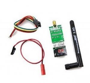 ImmersionRC 2.4 GHz 700mw Transmitter (INT)