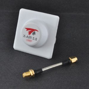 X-Air 5.8GHz 10dBic Directional FPV Long Range Antenna (RHCP) - TrueRC