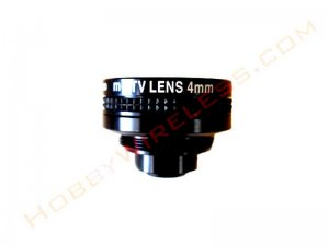 4.0mm CS Monofocal Lens