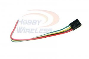 IMRC/Fatshark cable replacement for transmitters or EZOSD