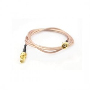 6' Feet (2000mm) RP-SMA Extension Cable Male Bulkhead