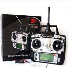 FLY SKY FS-T6 2.4 GHz 6 Channel Radio Control System
