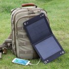 Traveller 7W Foldable Solar Panel Portable Solar Charger