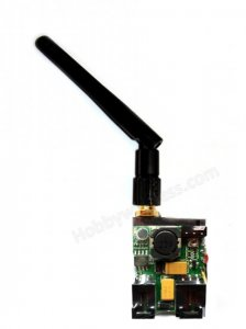 TXV524 2.4 GHz 500mW Plug and Play FPV Transmitter