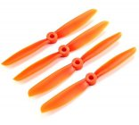 **DAL 5040 Set of 4 Orange Propellers (CW/CCW)