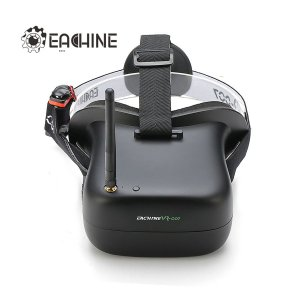 Eachine VR-007 5.8G 40CH HD FPV Goggles Video Glasses