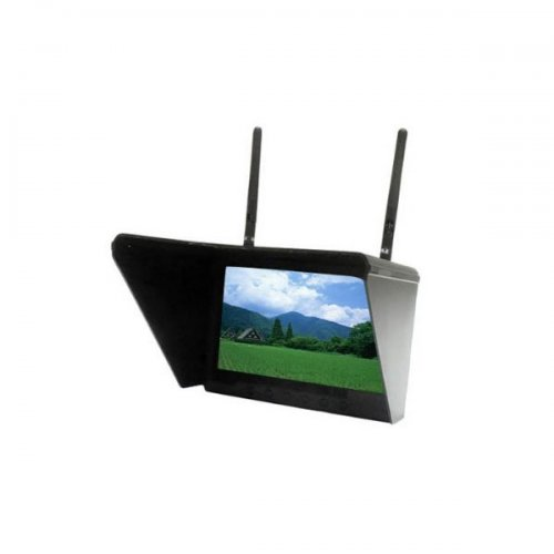 "7"" Black Pearl FPV Display Monitor 5.8GHz 32CH Diversity Rx (Open Box)"