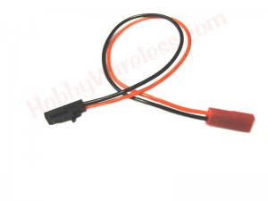 Power Cable for Plug and Play transmitter