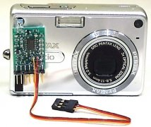 Remote Photography Radio-Infrared Shutter Module (for Apitek Video Cameras)