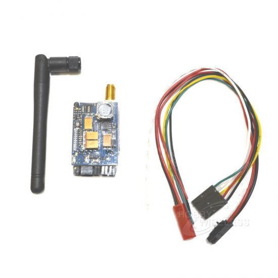 TXV584F 400mW 5.8GHz Plug & PlayFPV Transmitter (discontinued) - Click Image to Close