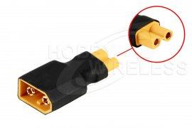 XT30 Female Plug To XT60 Male Plug Adapter