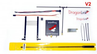 DRAGON LINK V2 433MHZ COMPLETE SYSTEM WITH MICRO RECEIVER (SELECT YOUR RADIO) - DRAGONLINK