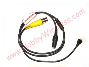 SN380-SN480-SN555 Camera - Replacement Cable