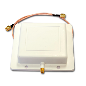 AN5808 5.8 GHz 8dBi High Gain Patch Antenna - SMA Male