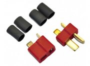 Ultra Deans Type T-Plug Set (Male & Female)