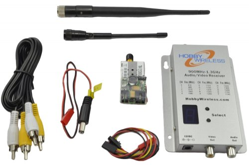 FPV1013 V2 1.3GHz 0.5-1W FPV Plug & Play System (International Version)