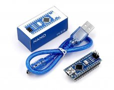 Nano V3.0 ATmega328P 5V 16M Micro-Controller Board for Arduino Applications