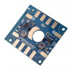 Power Distribuition Board with 3-20V Adjustable Voltage and Dual BEC