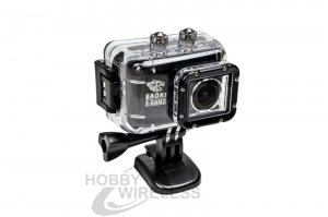 X-GAME 1080P HD Camera with LCD and Remote