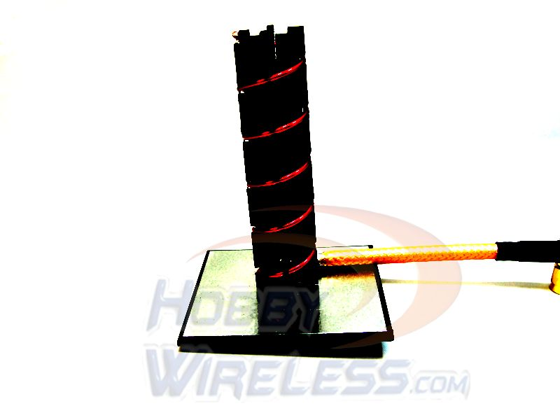 Helical Axial 5.8 GHz Antenna (IBC)