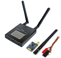 FPVSystems Wireless Video Transmitters, Receivers, Cameras, Antennas, Monitors and more...