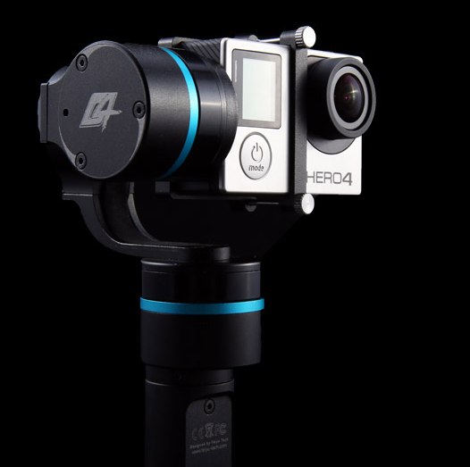 G4 Handheld Steady Gimbal for Gopro 3/3+/4