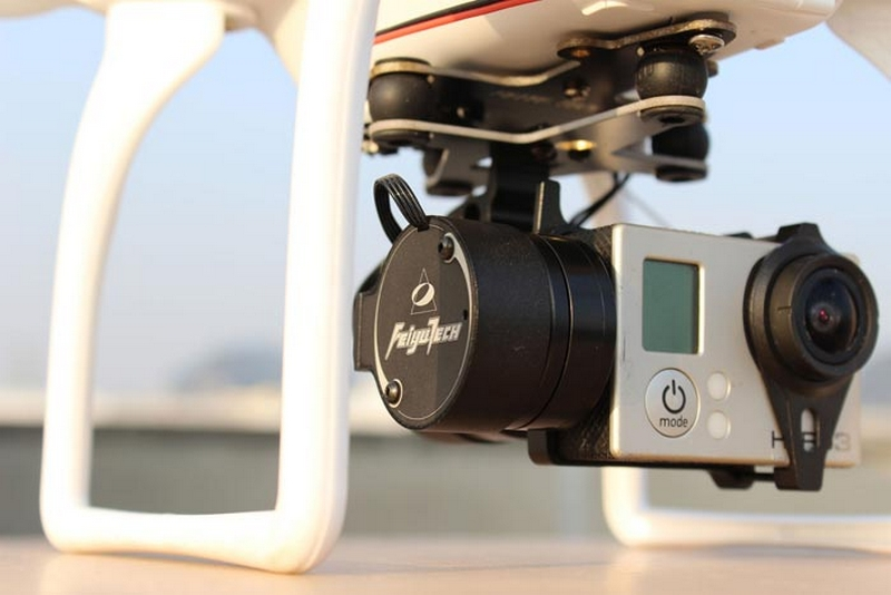 G3 2-AXIS BRUSHLESS GIMBAL FOR GOPRO CAMERAS