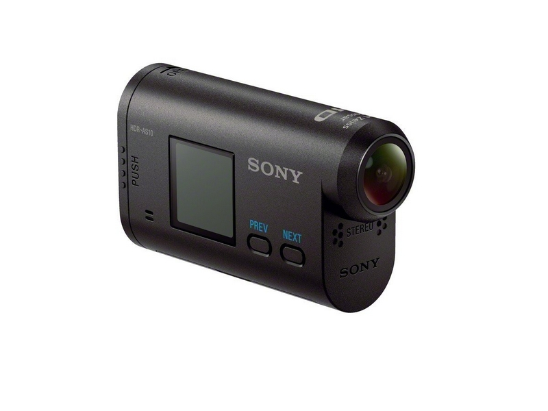 Action Video Camera from Sony HDR-AS10 Carl Zeiss Lens