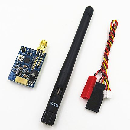 HW799-2R Race Band 5.8GHz 200mW 37CH Transmitter