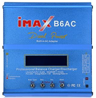 IMAX B6AC Style Dual Power Battery Balance/Charger
