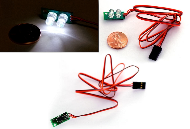 ELRC Easy Lights R/C controlled